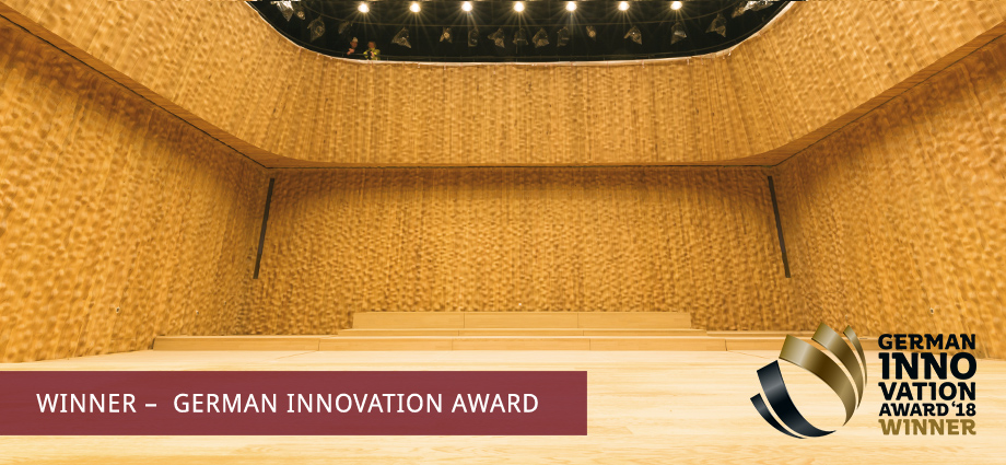German Innovation Award – Winner