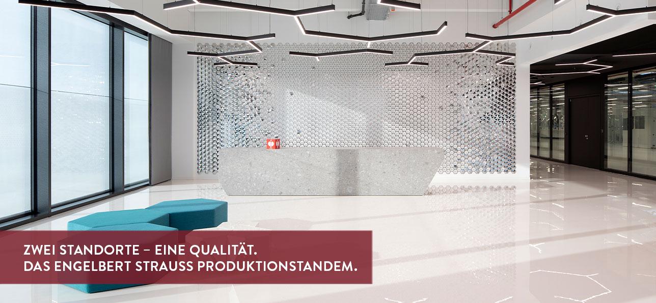 Zwei Standorte – eine Qualität. Das Engelbert Strauss Produktionstandem.