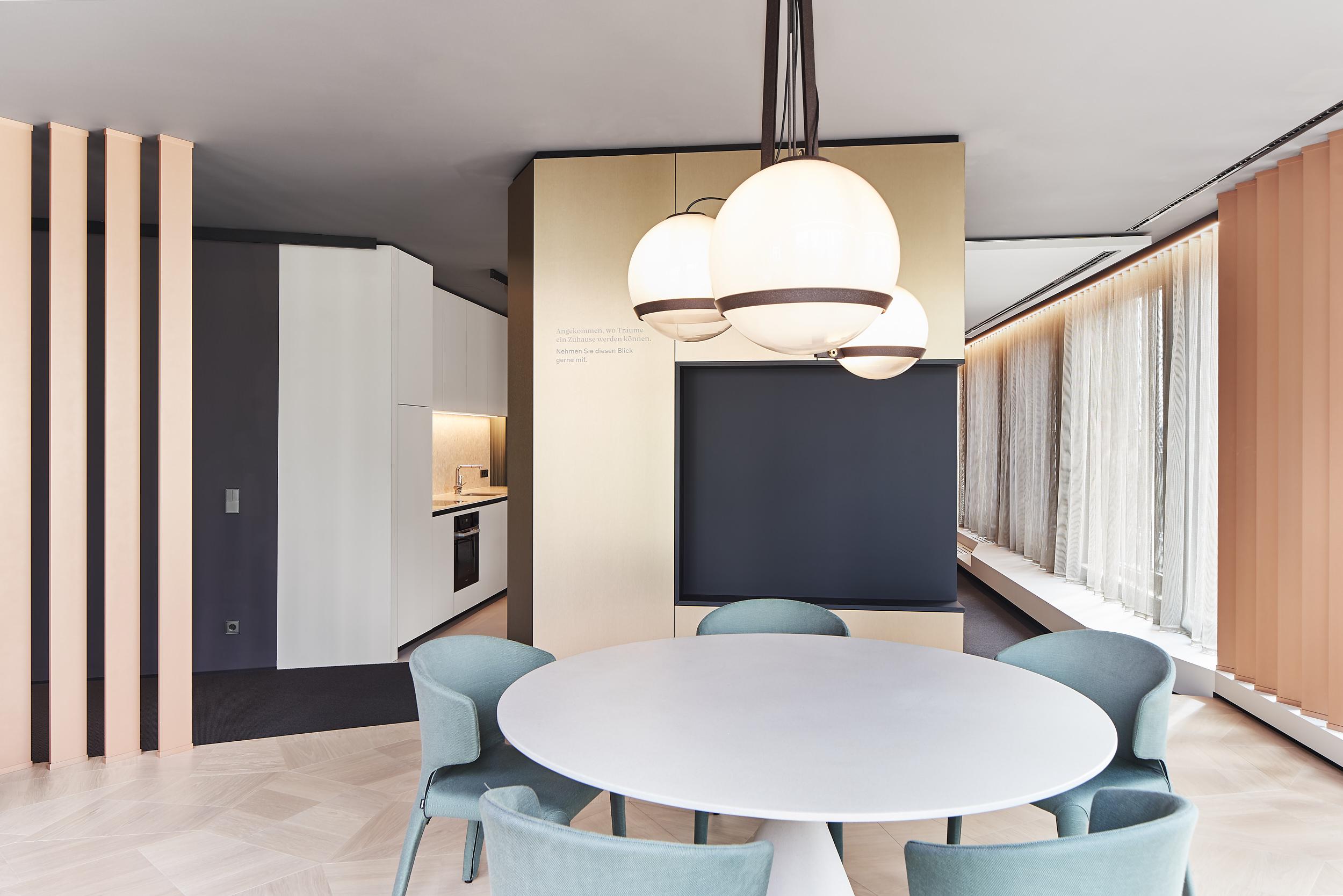 Die FOUR Suite. Immobilienvermarktung auf höchstem Niveau.