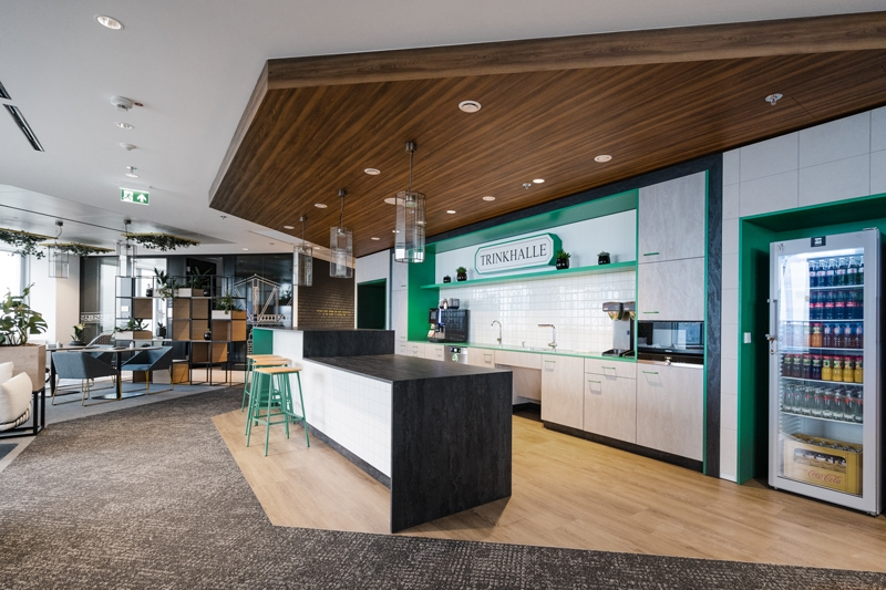 Microsoft Headquarter Frankfurt
